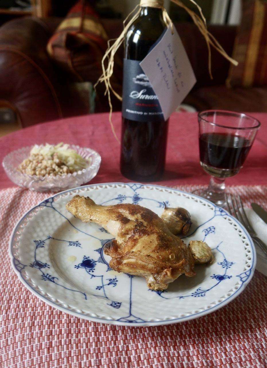 鶏腿焼き、作り方ブログ。_c0180686_15304972.jpeg