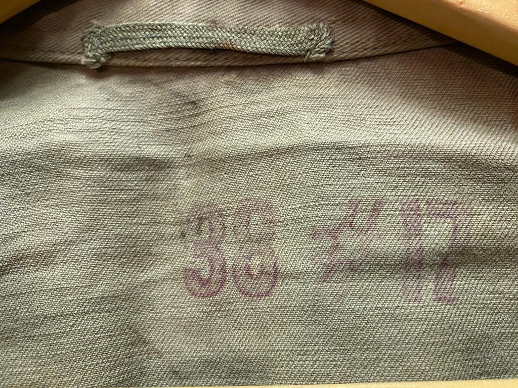 6月24日(水)大阪店ヴィンテージ入荷日!! #3 U.S.Army編!! Prisoner of War,KhakiHat,50s Champion & DenimBarrack!!_c0078587_16285774.jpg