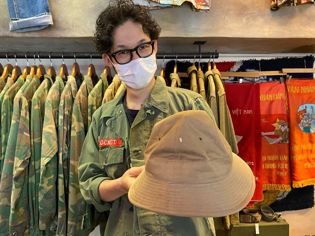 6月24日(水)大阪店ヴィンテージ入荷日!! #3 U.S.Army編!! Prisoner of War,KhakiHat,50s Champion & DenimBarrack!!_c0078587_16305597.jpg