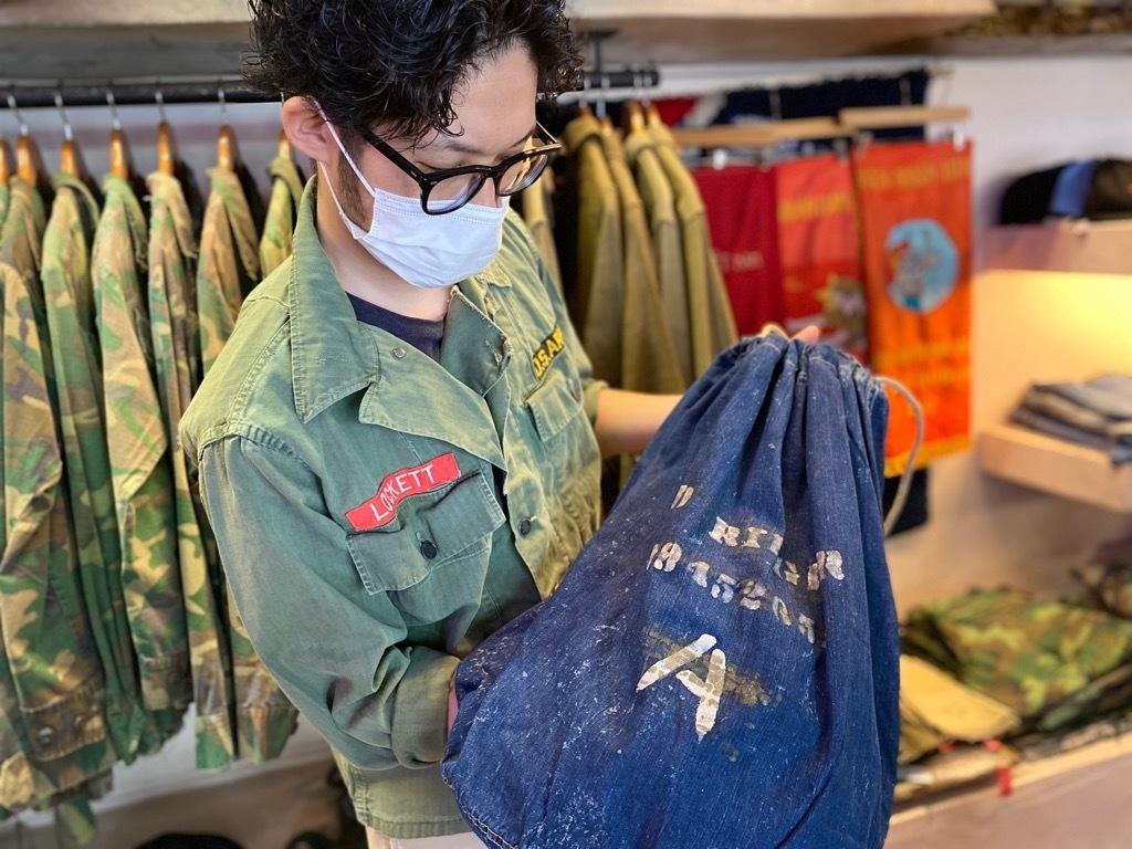6月24日(水)大阪店ヴィンテージ入荷日!! #3 U.S.Army編!! Prisoner of War,KhakiHat,50s Champion & DenimBarrack!!_c0078587_16381132.jpg