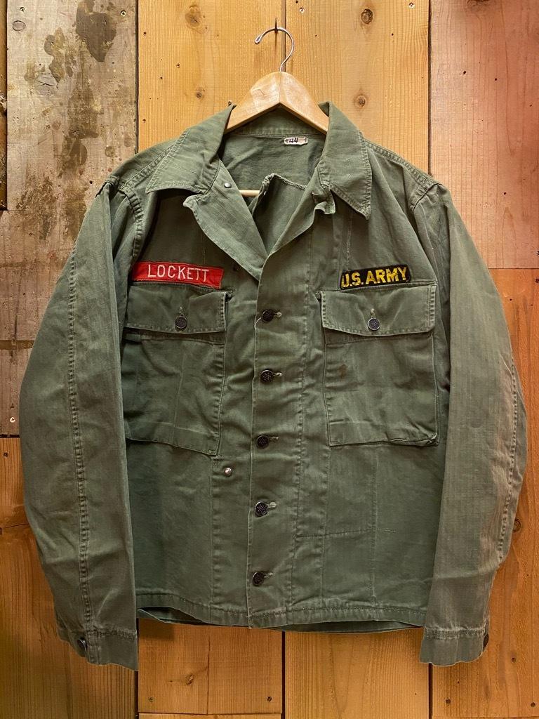 6月24日(水)大阪店ヴィンテージ入荷日!! #3 U.S.Army編!! Prisoner of War,KhakiHat,50s Champion & DenimBarrack!!_c0078587_16420994.jpg