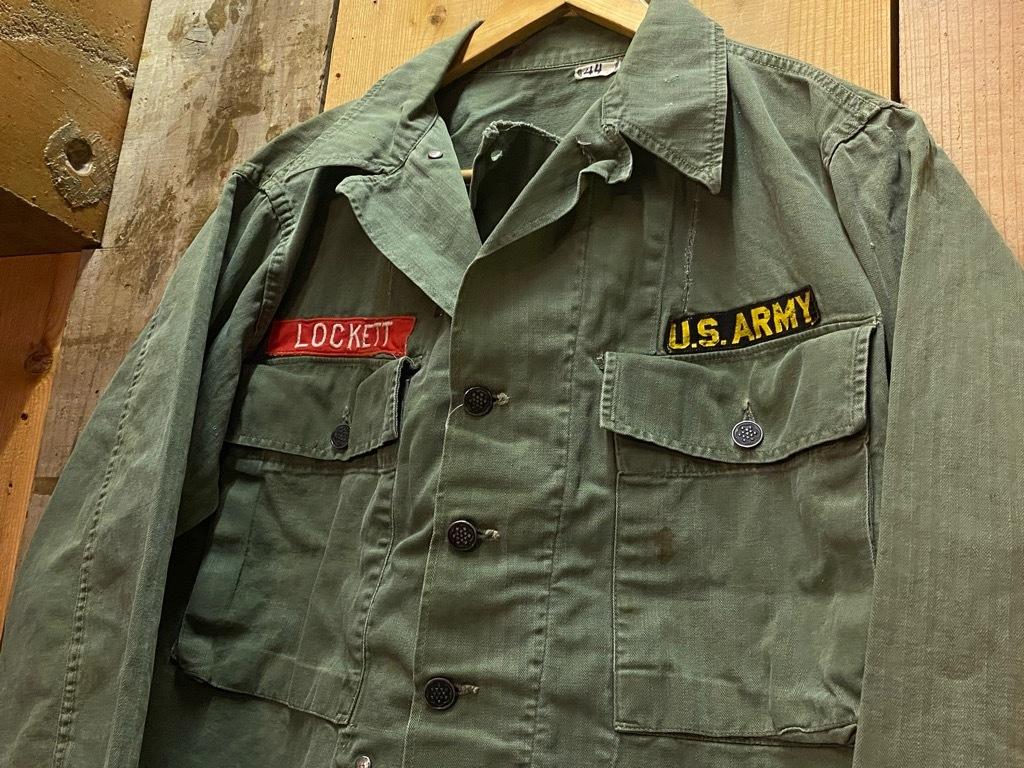 6月24日(水)大阪店ヴィンテージ入荷日!! #3 U.S.Army編!! Prisoner of War,KhakiHat,50s Champion & DenimBarrack!!_c0078587_16421251.jpg