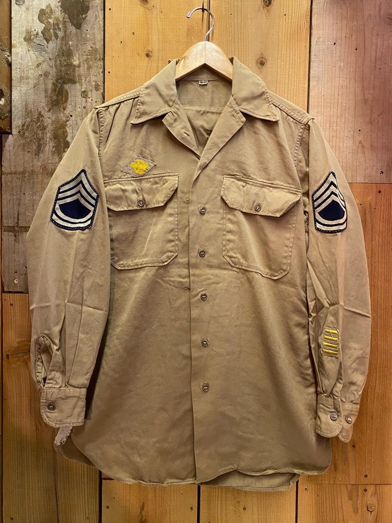 6月24日(水)大阪店ヴィンテージ入荷日!! #3 U.S.Army編!! Prisoner of War,KhakiHat,50s Champion & DenimBarrack!!_c0078587_18150714.jpg