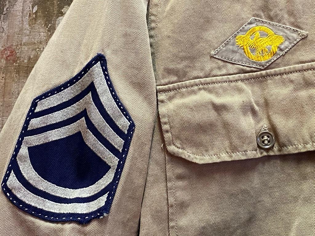 6月24日(水)大阪店ヴィンテージ入荷日!! #3 U.S.Army編!! Prisoner of War,KhakiHat,50s Champion & DenimBarrack!!_c0078587_18151602.jpg