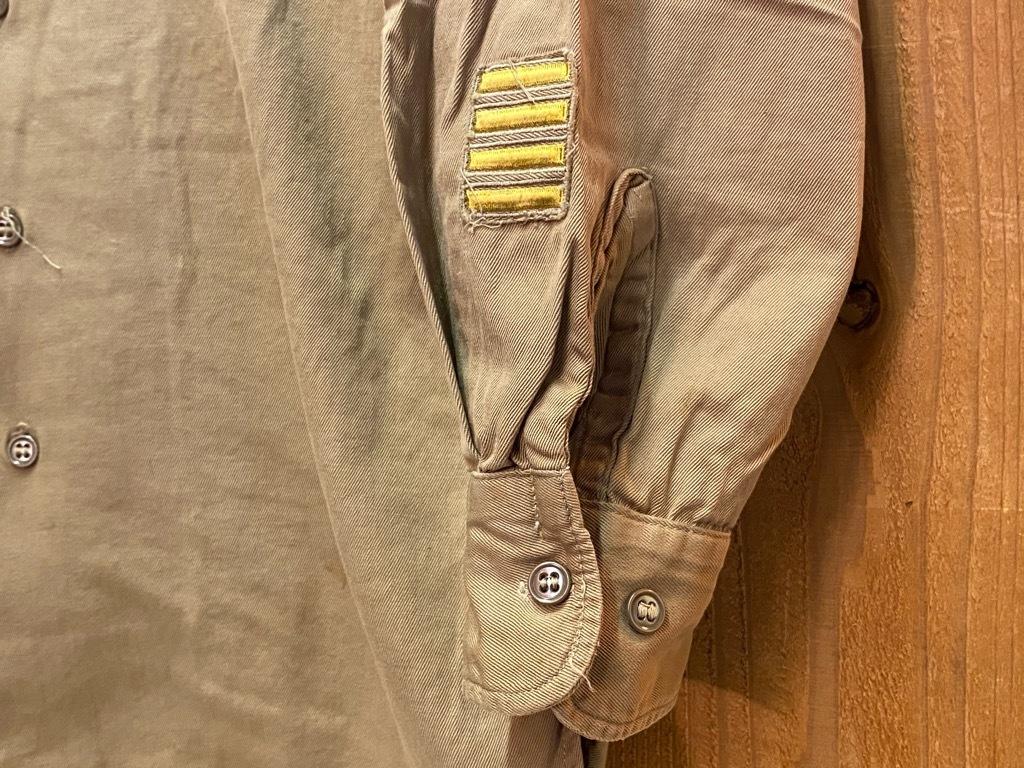6月24日(水)大阪店ヴィンテージ入荷日!! #3 U.S.Army編!! Prisoner of War,KhakiHat,50s Champion & DenimBarrack!!_c0078587_18151634.jpg