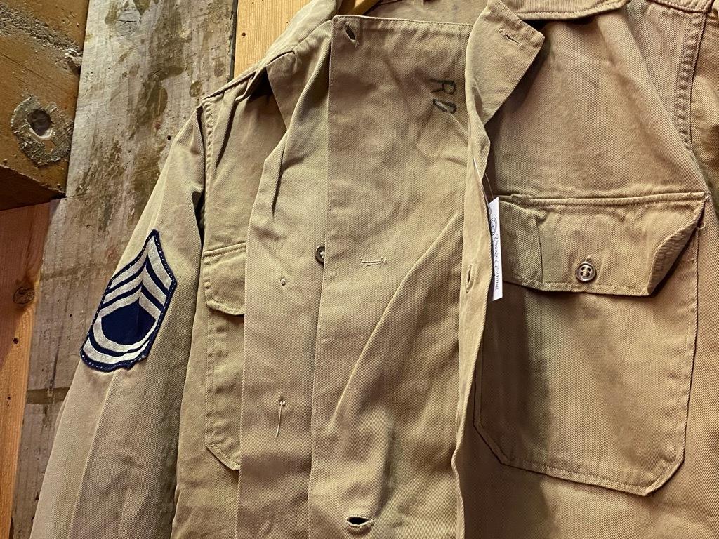 6月24日(水)大阪店ヴィンテージ入荷日!! #3 U.S.Army編!! Prisoner of War,KhakiHat,50s Champion & DenimBarrack!!_c0078587_18160473.jpg