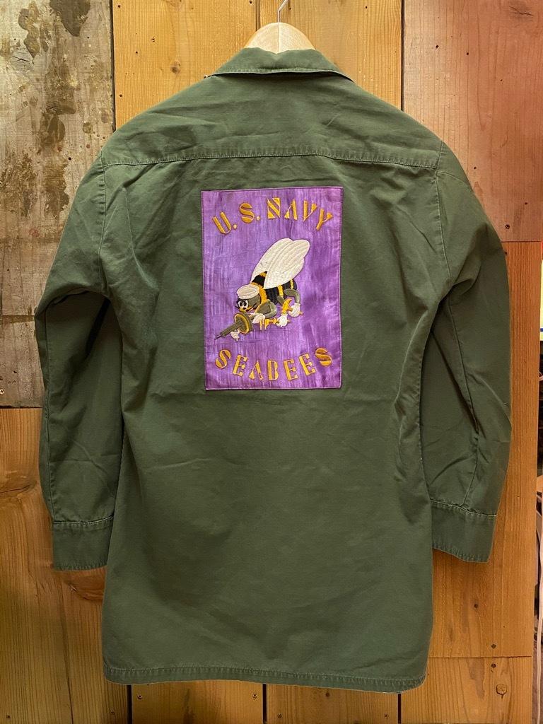 6月24日(水)大阪店ヴィンテージ入荷日!! #4 U.S.Navy編!! GunnerSmock,N-3 Cap,SEABEES & NavyFlag!!_c0078587_20440121.jpg