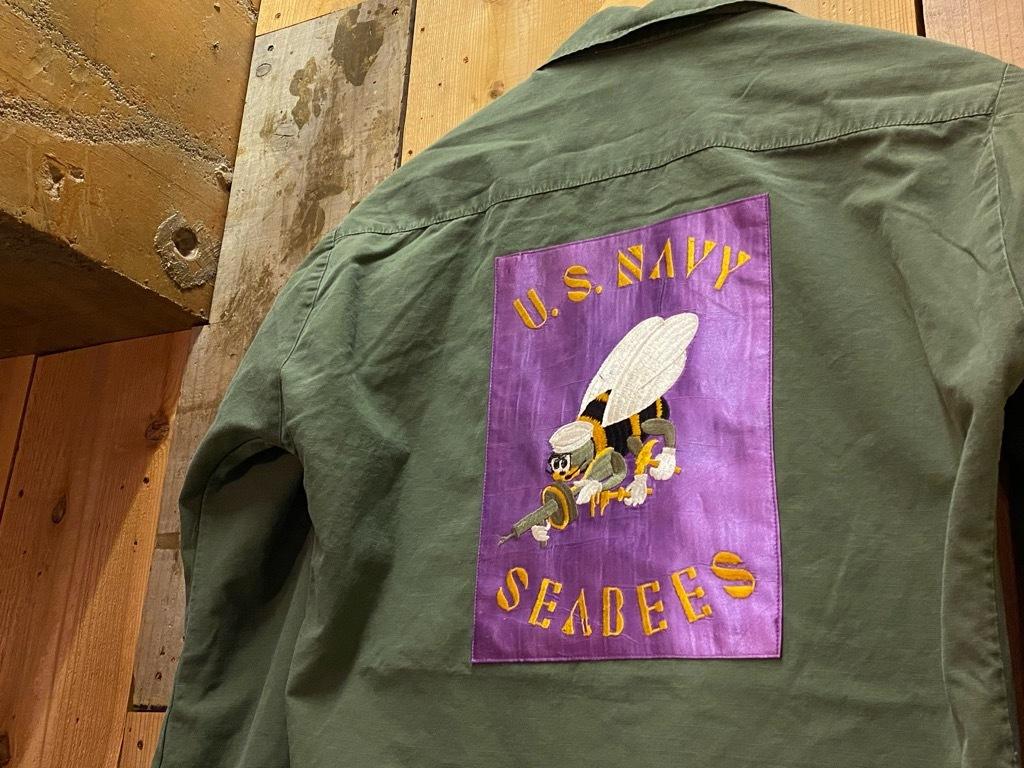 6月24日(水)大阪店ヴィンテージ入荷日!! #4 U.S.Navy編!! GunnerSmock,N-3 Cap,SEABEES & NavyFlag!!_c0078587_20440458.jpg