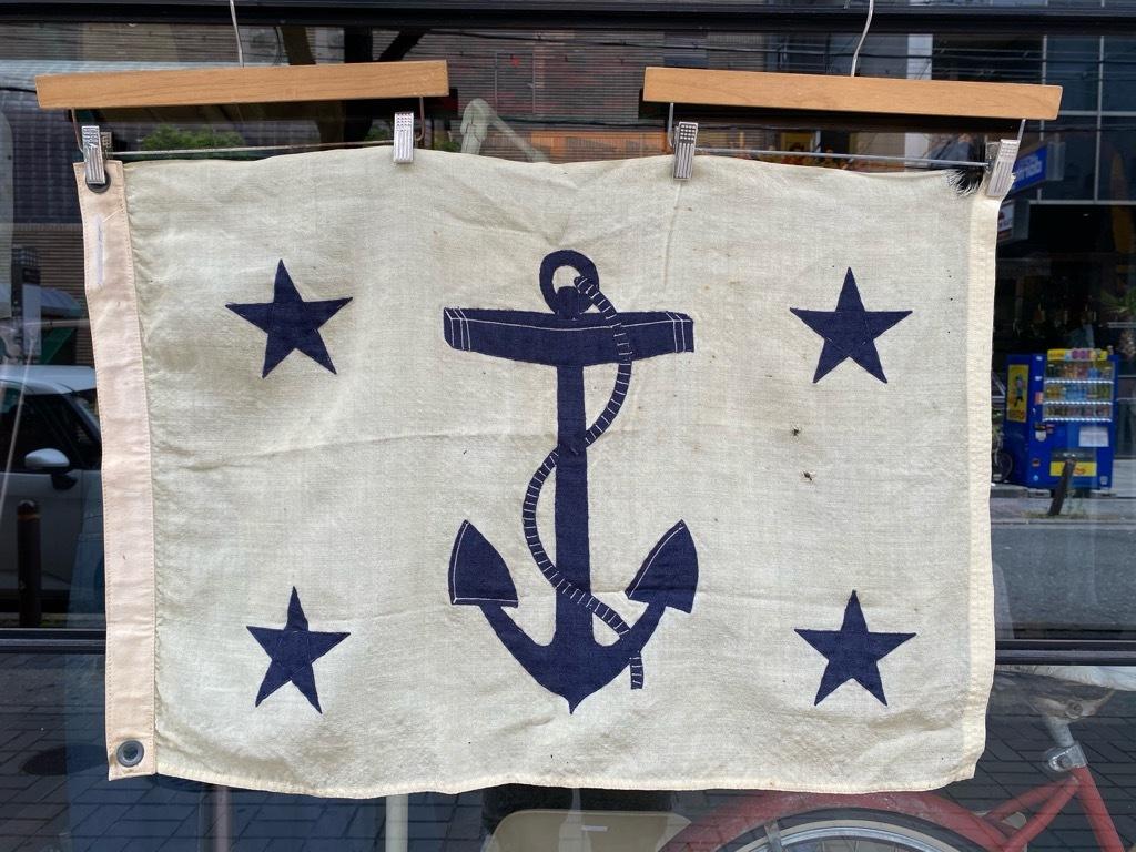 6月24日(水)大阪店ヴィンテージ入荷日!! #4 U.S.Navy編!! GunnerSmock,N-3 Cap,SEABEES & NavyFlag!!_c0078587_21003045.jpg
