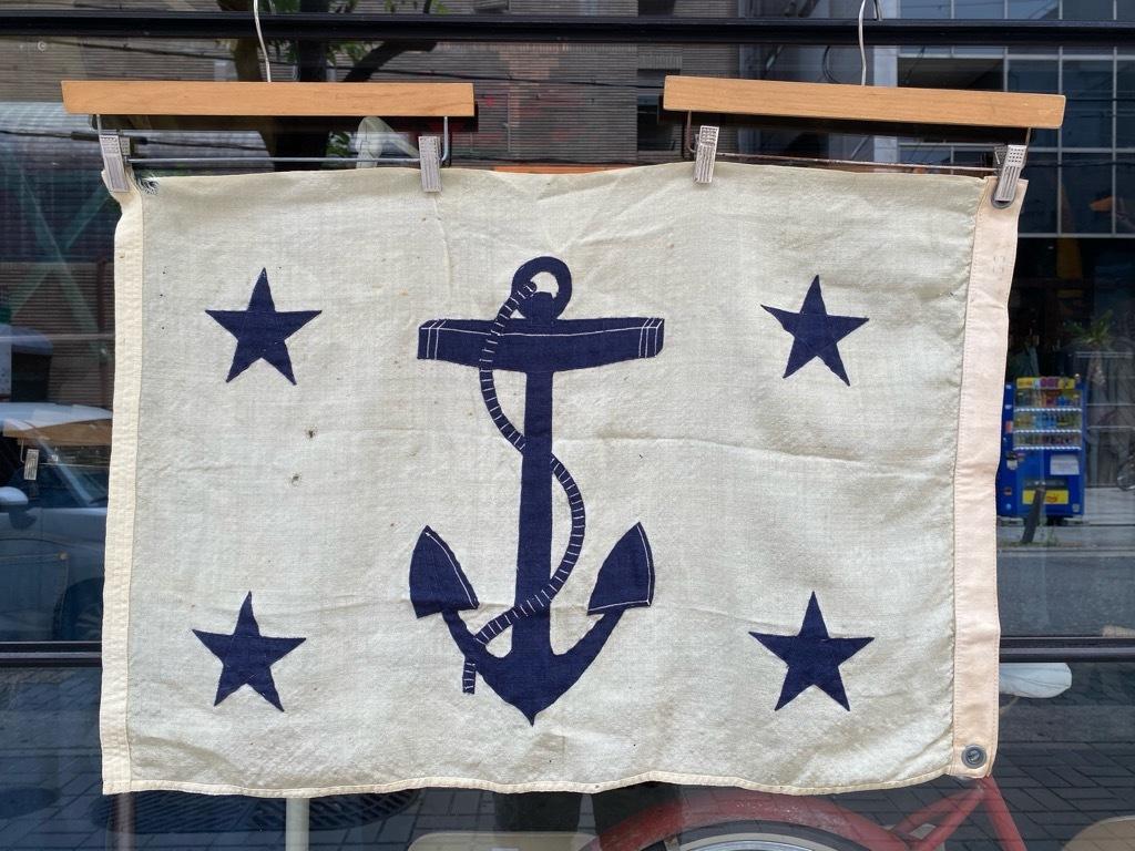 6月24日(水)大阪店ヴィンテージ入荷日!! #4 U.S.Navy編!! GunnerSmock,N-3 Cap,SEABEES & NavyFlag!!_c0078587_21003244.jpg