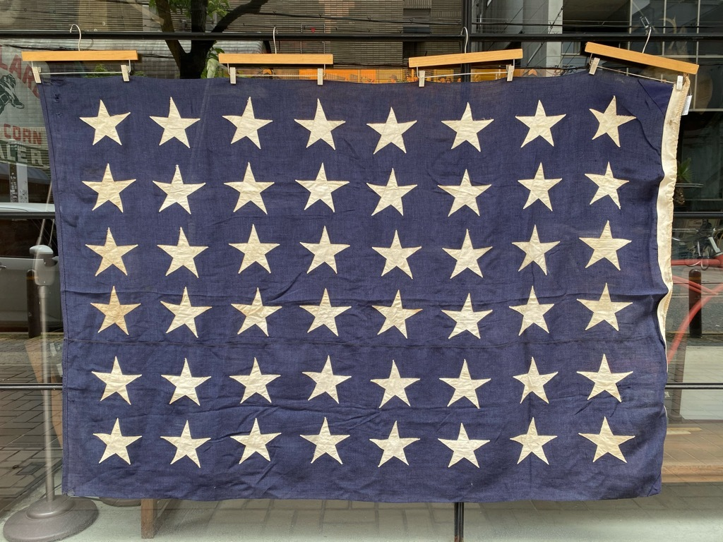 6月24日(水)大阪店ヴィンテージ入荷日!! #4 U.S.Navy編!! GunnerSmock,N-3 Cap,SEABEES & NavyFlag!!_c0078587_21032038.jpg