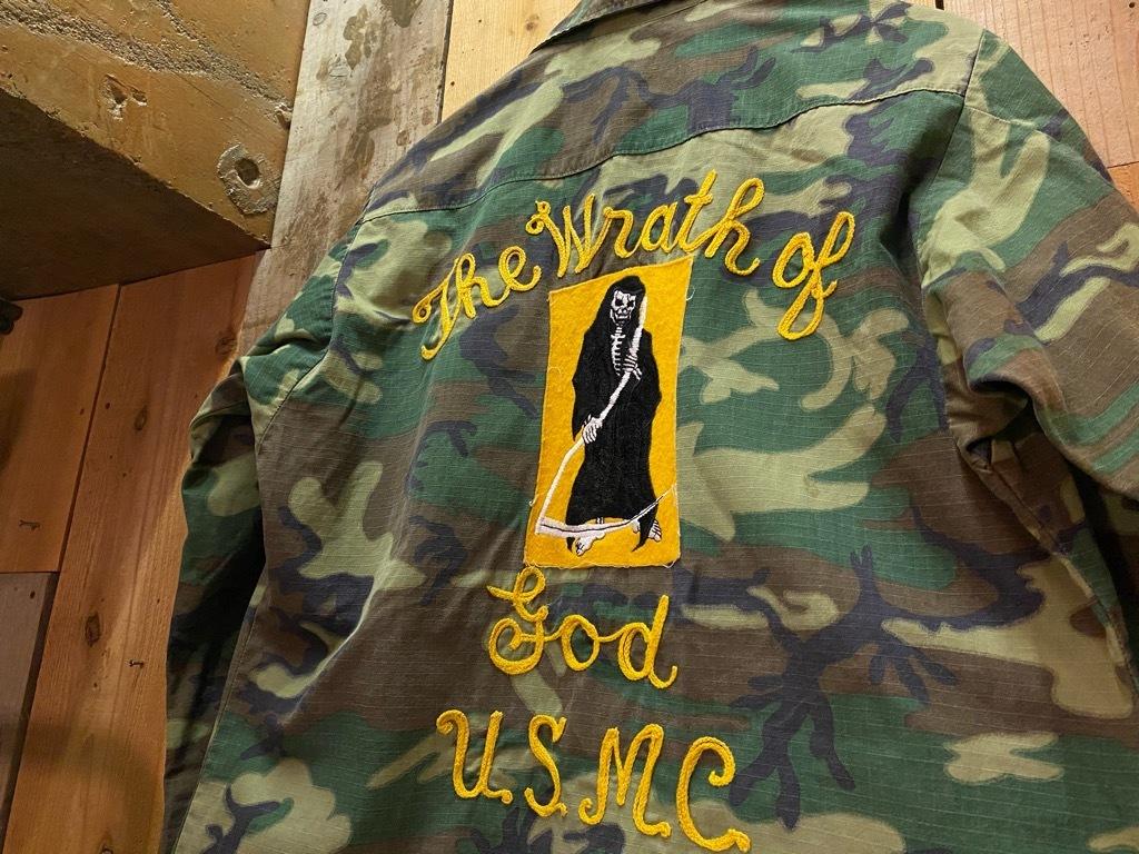 6月24日(水)大阪店ヴィンテージ入荷日!! #5 USMC&Souvenir編!Wrath of God,JapanSouvenir,MertalButton&AthleticShorts!_c0078587_23373048.jpg