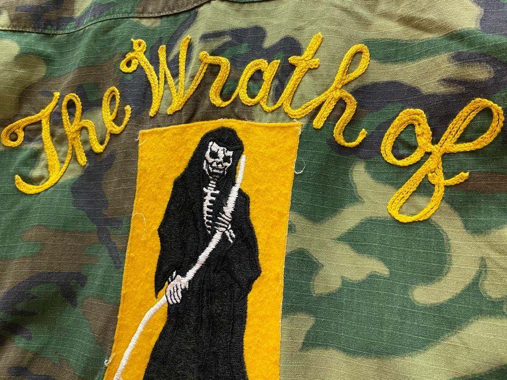 6月24日(水)大阪店ヴィンテージ入荷日!! #5 USMC&Souvenir編!Wrath of God,JapanSouvenir,MertalButton&AthleticShorts!_c0078587_23373413.jpg