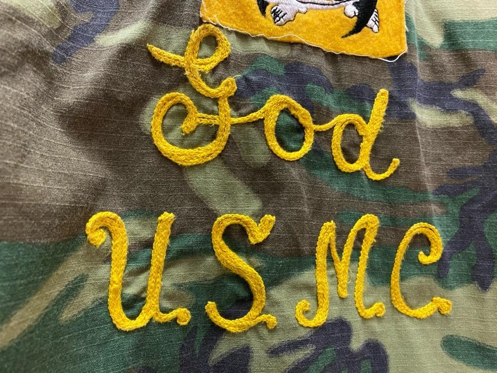 6月24日(水)大阪店ヴィンテージ入荷日!! #5 USMC&Souvenir編!Wrath of God,JapanSouvenir,MertalButton&AthleticShorts!_c0078587_23373476.jpg
