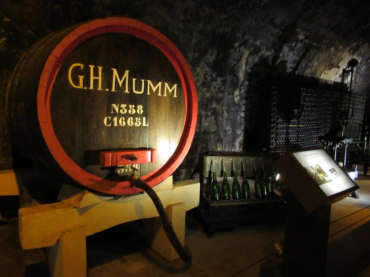 G.H.Mumm 訪問 ♪(ランス)_c0212604_6471429.jpg
