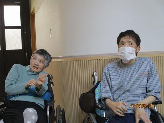 6/22 日中活動_a0154110_08543501.jpg