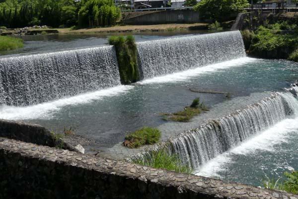 夏の鴨川上流 柊野ダムなど_e0048413_20460353.jpg