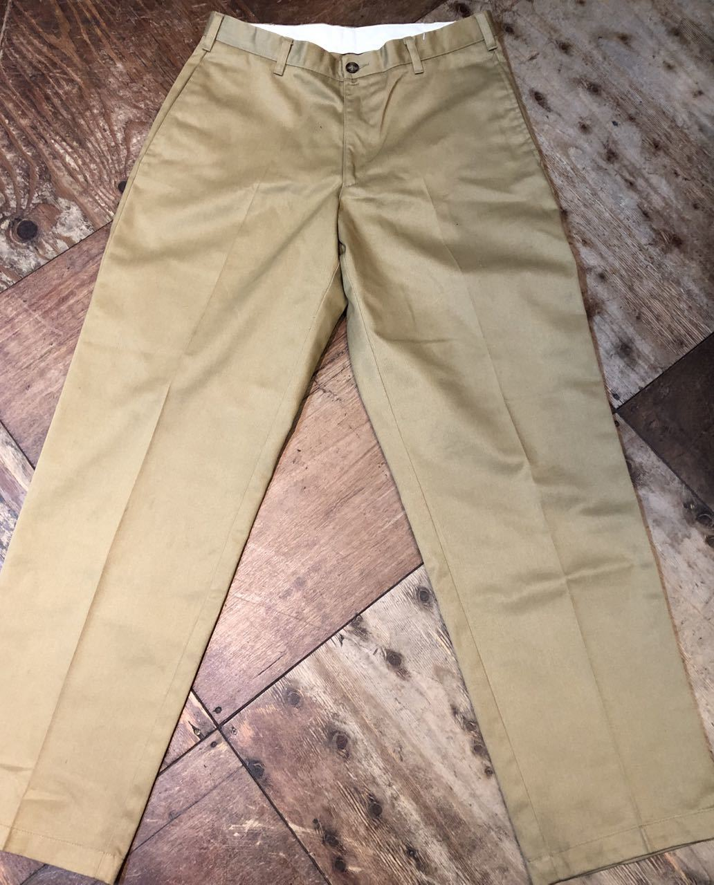 6月23日(火)入荷!L.L bean chino trouthers ! _c0144020_16381221.jpg
