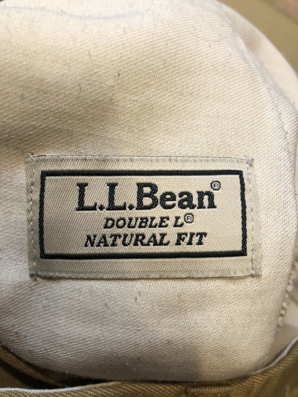 6月23日(火)入荷!L.L bean chino trouthers ! _c0144020_16382038.jpg