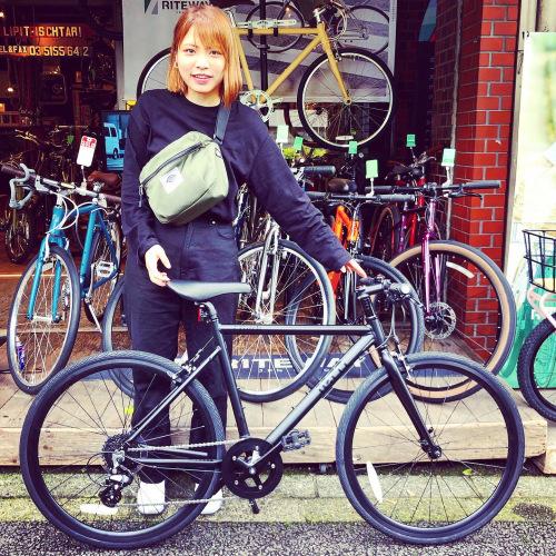 ☆tern ターン 特集☆「 CLUTCH クラッチ 」 クロスバイク 650c おしゃれ自転車 自転車女子 自転車ガール クラッチ ターン rojibikes クレスト_b0212032_17060804.jpeg