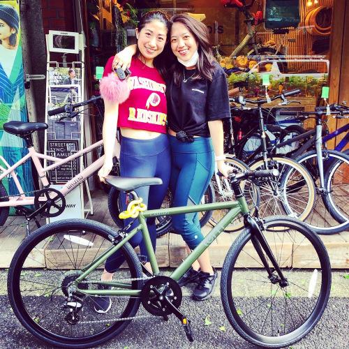 ☆tern ターン 特集☆「 CLUTCH クラッチ 」 クロスバイク 650c おしゃれ自転車 自転車女子 自転車ガール クラッチ ターン rojibikes クレスト_b0212032_17070873.jpeg