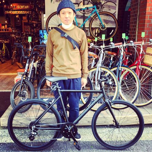 ☆tern ターン 特集☆「 CLUTCH クラッチ 」 クロスバイク 650c おしゃれ自転車 自転車女子 自転車ガール クラッチ ターン rojibikes クレスト_b0212032_17091052.jpeg