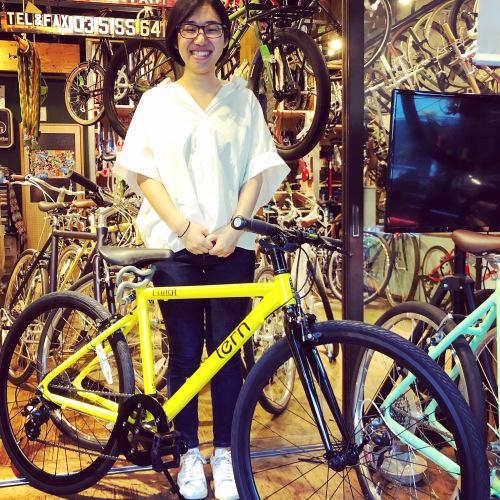 ☆tern ターン 特集☆「 CLUTCH クラッチ 」 クロスバイク 650c おしゃれ自転車 自転車女子 自転車ガール クラッチ ターン rojibikes クレスト_b0212032_17092646.jpeg