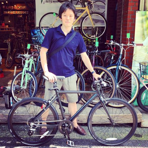 ☆tern ターン 特集☆「 CLUTCH クラッチ 」 クロスバイク 650c おしゃれ自転車 自転車女子 自転車ガール クラッチ ターン rojibikes クレスト_b0212032_17102370.jpeg
