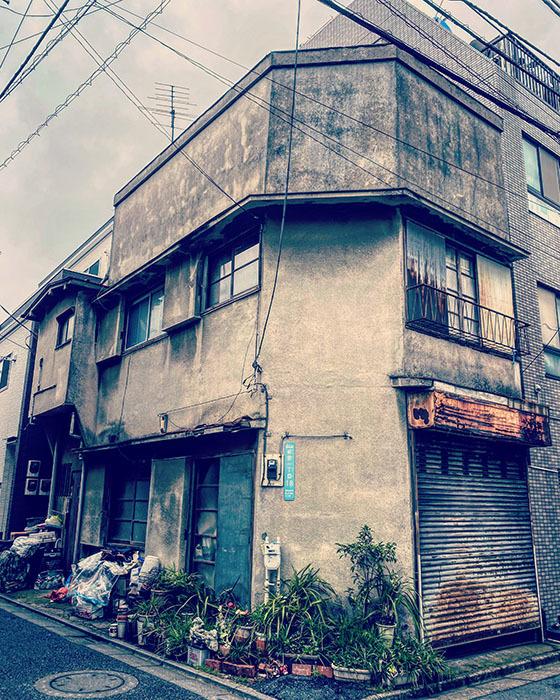 世田谷区経堂 / iPhone 11_c0334533_16572789.jpg