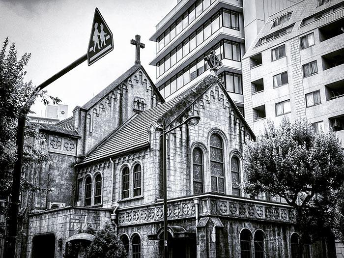 カトリック神田協会 / iPhone 11_c0334533_17181613.jpg