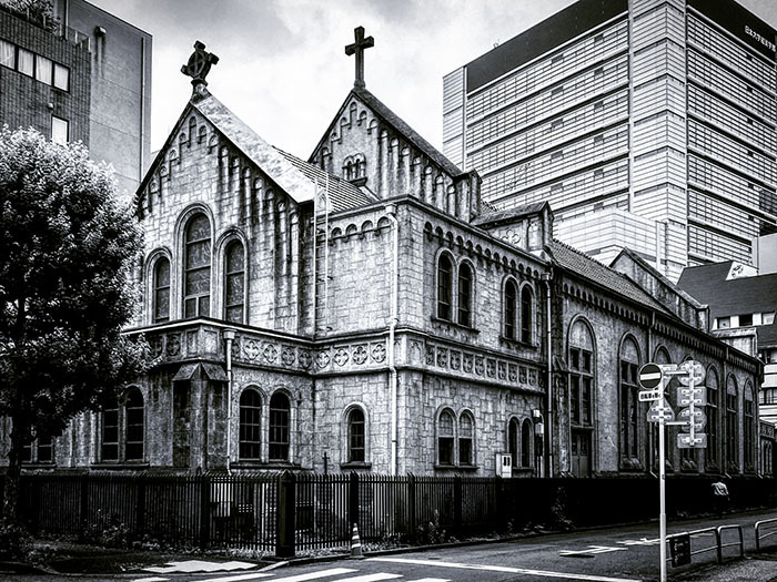 カトリック神田協会 / iPhone 11_c0334533_17182548.jpg
