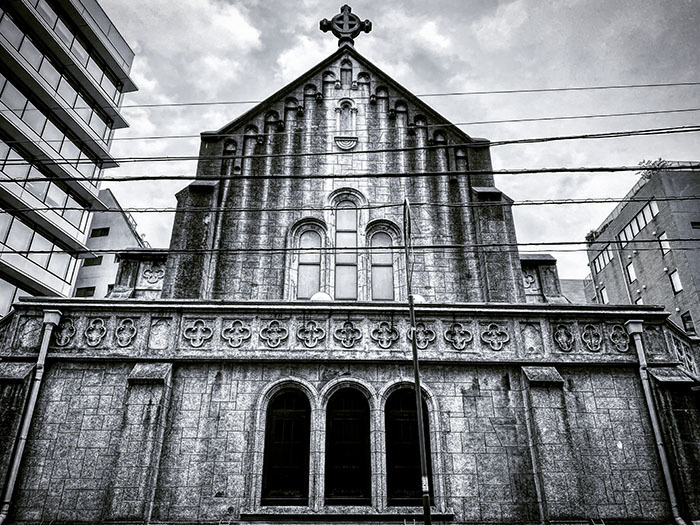 カトリック神田協会 / iPhone 11_c0334533_17183962.jpg
