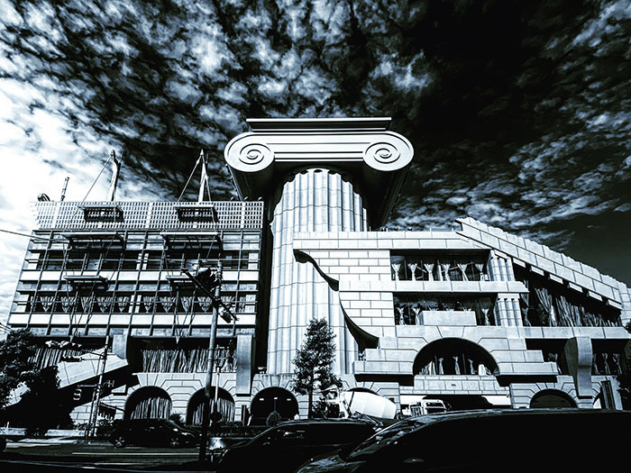 東京メモリードホール / iPhone 11_c0334533_17333439.jpg