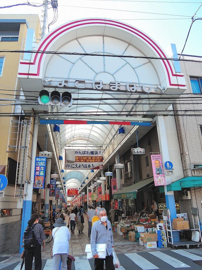 ある風景:Yokohamabashi Shopping District@Jun 2020 #7_c0395834_22375487.jpg