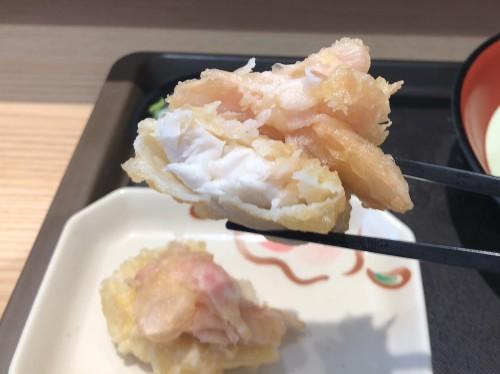 334杯目:富士そば上野店で岩下の新生姜&鮫の天ぷら_f0339637_08304124.jpg