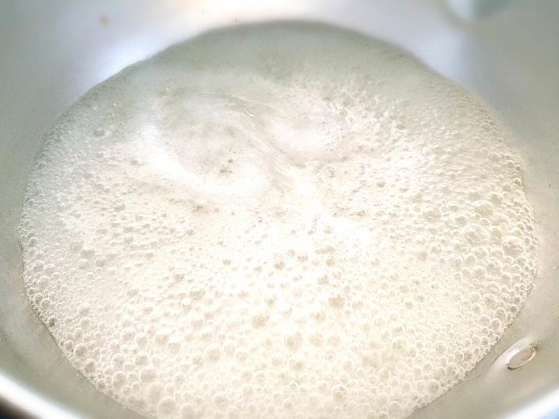 【雑穀料理】簡単に作れて見栄えもバッチリ!ヘルシー豆乳寒天の作り方・レシピ【エゴマ】_c0405952_23152870.jpg