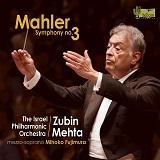 メータ指揮、イスラエル・フィル(2016年)のマーラー作曲、交響曲第3番_c0021859_12013886.jpg