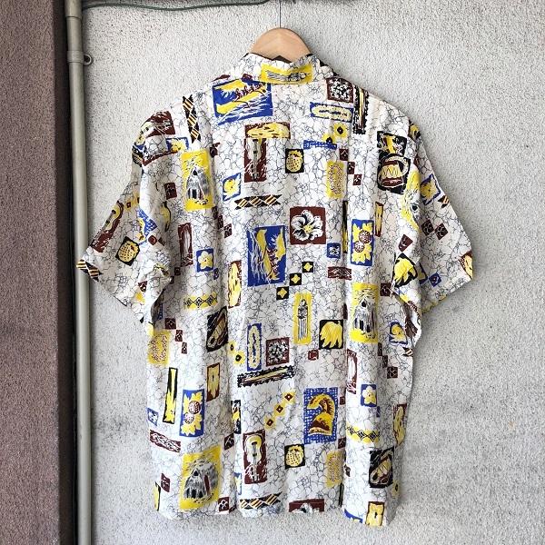 Surfrider Sportswear Silk Hawaiian Shirt_c0146178_13303606.jpg
