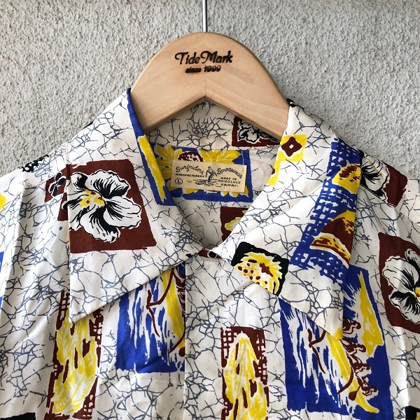 Surfrider Sportswear Silk Hawaiian Shirt_c0146178_13304488.jpg