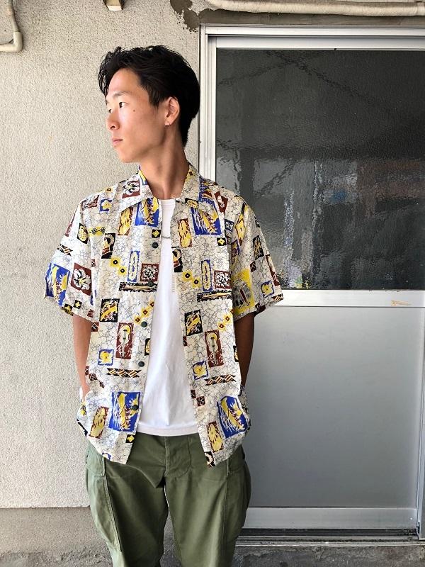Surfrider Sportswear Silk Hawaiian Shirt_c0146178_13465444.jpg