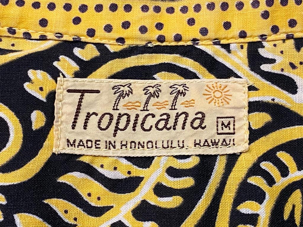6月24日(水)大阪店ヴィンテージ入荷日!! #7 ヴィンテージシャツ編!Hawaiian,Bowling,BaseBall & BorderT!!_c0078587_02431779.jpg