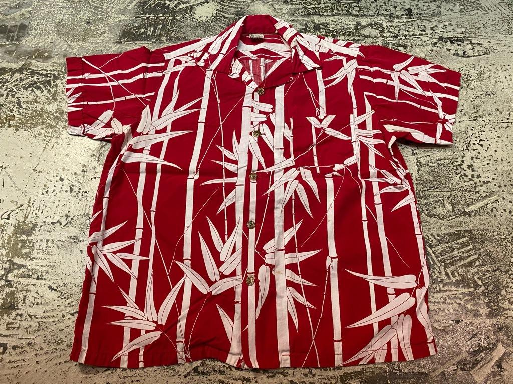 6月24日(水)大阪店ヴィンテージ入荷日!! #7 ヴィンテージシャツ編!Hawaiian,Bowling,BaseBall & BorderT!!_c0078587_02432328.jpg