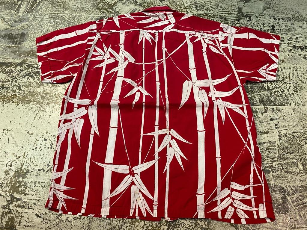 6月24日(水)大阪店ヴィンテージ入荷日!! #7 ヴィンテージシャツ編!Hawaiian,Bowling,BaseBall & BorderT!!_c0078587_02433786.jpg