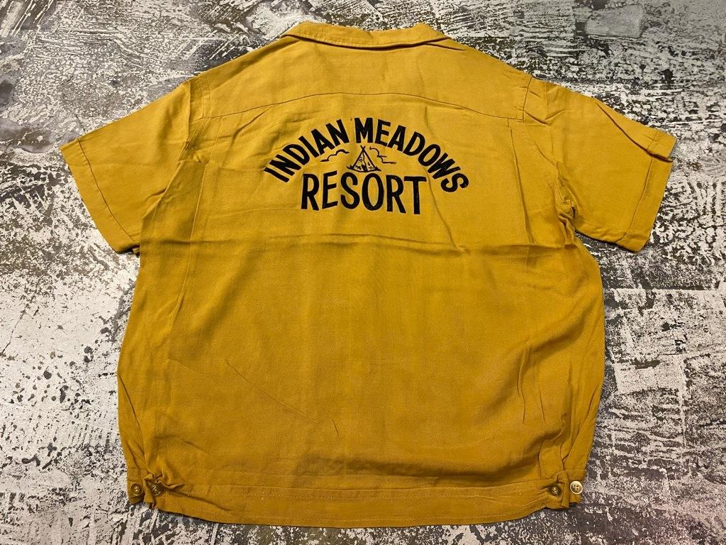 6月24日(水)大阪店ヴィンテージ入荷日!! #7 ヴィンテージシャツ編!Hawaiian,Bowling,BaseBall & BorderT!!_c0078587_02501885.jpg