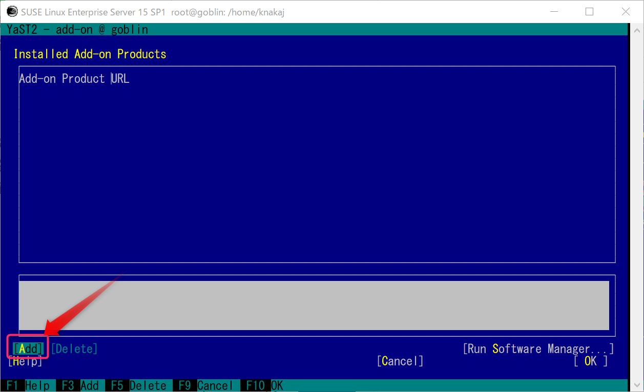 WLS2 SUSE Linux Enterprise (SLE15sp1)  GNOME 環境とコンパイラを導入_a0056607_11133573.png