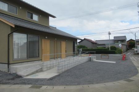 「駒場の家」外構工事完了_b0179213_21030772.jpg