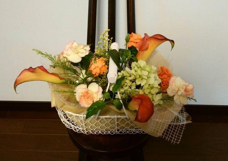 6月のアレンジ_c0038434_16470291.jpg