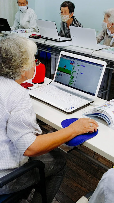 懐メロ体操&プログラミング教室_c0113948_14361442.jpg