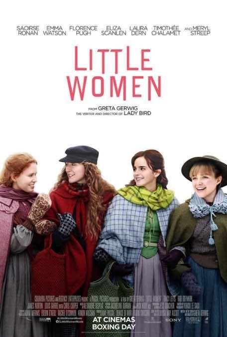「LITTLE WOMEN」を観ました。_e0222555_19500486.jpeg