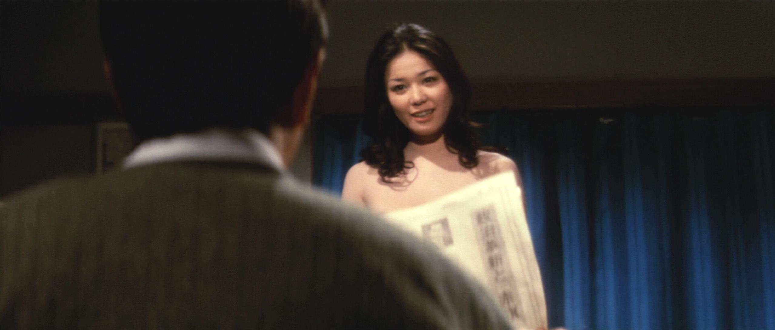 ひし美ゆり子(Yuriko Hishimi)「同棲時代」(1973)《Part2》_e0042361_19572999.jpg